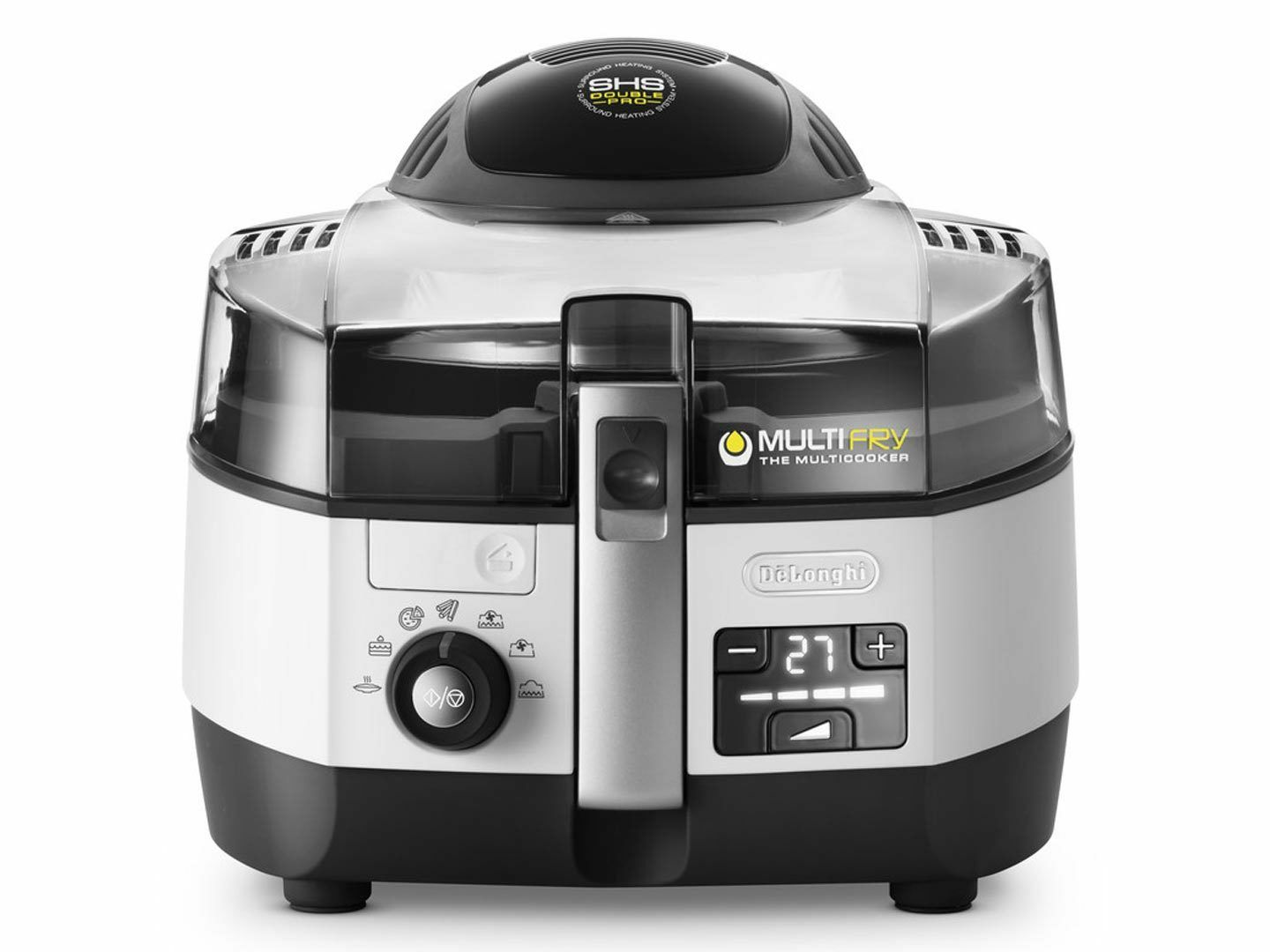 Delonghi FH1394 Extra Chef Low-Oil Fryer and Multicooker -   399.00