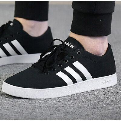 Adidas Men Sneakers Shoes Fashion Essentials Trainers Black Easy Vulc 2.0 B43665 | eBay
