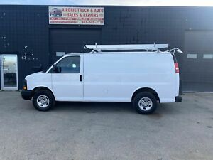 2013 Chevrolet Express With Shelving