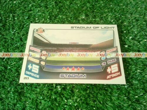 12//13 Estadio Match Attax Tarjeta 2012 2013 Estadios