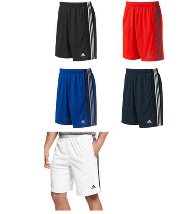 "NWT Ανδρικά Adidas Climalite Essentials Shorts Ανδρικά Πολλά Ο‡ΟΟŽΞΌΞ±Ο""Ξ±"