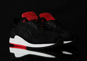 Asics Shoes Shop UK Cncpts Concepts Asics Gel Respector Black Widow Miami Only Release Limited