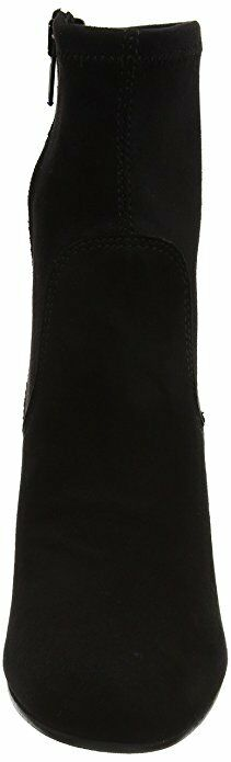 DUNE SIZE 8 8 8 41 OLIAH BLACK REAL LEATHER SUEDE HIGH HEEL ANKLE Stiefel NEW b97531