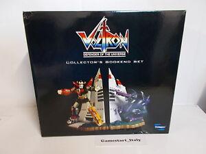 Serre-livre du collectionneur du défenseur de l'univers de Voltron, nouvelle statue de Toynami