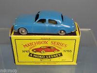 MATCHBOX MOKO LESNEY MODEL No.65a JAGUAR 3.4 LITRE  MIB