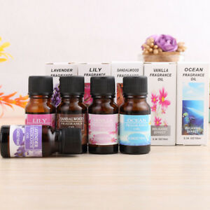 Natural-10-Ml-Essential-Oils-Pure-Aromatherapy-Essential-Oil-Fragrance-Aroma-Pro