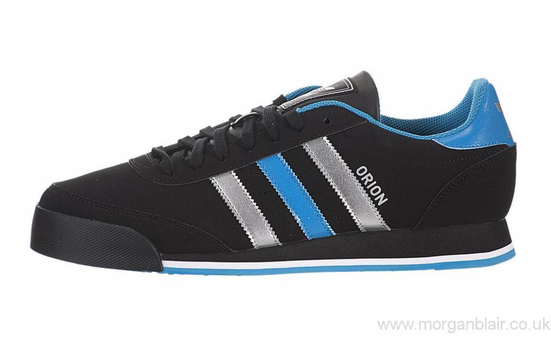 Adidas orion g98553 schwarz - blaue männer schuhe