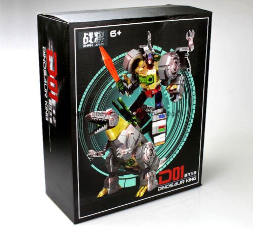 Zhanjiang Grimlock IDW Comics 18cm Dinosaur Robot Action Figure Kid Collect Toys