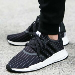Image is loading Mens-Adidas-NMD-R1-Running-Sneakers-New-Bedwin- 8cc95effa50d4