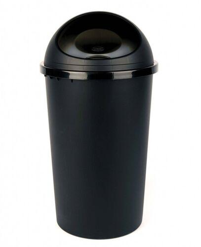 SALE TONTARELLI BLACK KITCHEN BIN RUBBISH WASTE RECYCLE OFFICE DUSTBIN