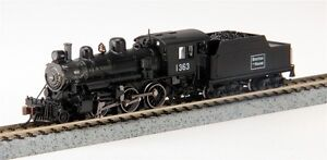 Bachmann-51756-Alco-2-6-0-Steam-Locomotive-Boston-and-Maine-1363-DCC-Equipped
