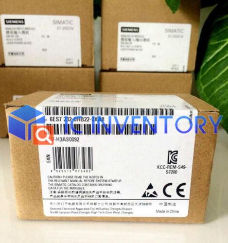 1PCS New Siemens 6ES7 232-OHB22-OXA8