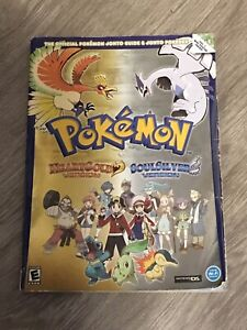 The-Official-POKEMON-Johto-Guide-amp-Pokedex-HEART-GOLD-SOUL-SILVER-Version-C3