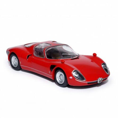 Alfa Romeo 33 Stradale de 1967 1//43 Neuf en boite