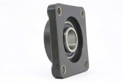 UCFPL205 25mm Thermoplastic Flange Four Bolt Mounted Ball Bearings 17727