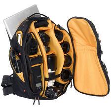 NEW Professional DSLR Camera Backpack Camcorder Bag 17'' Laptop Canon Nikon Sony