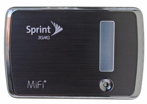 NEW Sprint Novatel Wireless MiFi 4082 3G//4G Mobile Hotspot WiFi FREE SHIP LOT