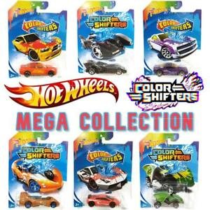 Hot-Wheels-Colour-Shifters-Mega-Collection-of-RARE-Vehicles-Collect-them-All