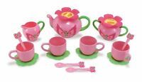 Melissa And Doug Sunny Patch Bella Butterfly Tea Set , New, Free Shipping on sale