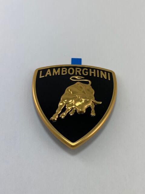 Lamborghini Aventador Huracan Front Hood Emblem Oem 4t0853745a For