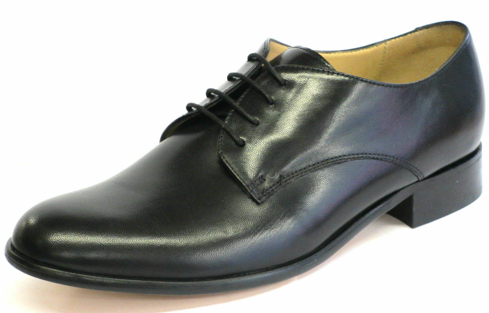 herren THOMAS BlauNT schuhe schwarz LEATHER FITTING -G STYLE - TEMPLEMEADS