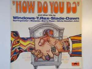 Various-039-How-Do-You-Do-039-And-Other-Hits-LP-Comp-Vinyl-Schallplatte-128343