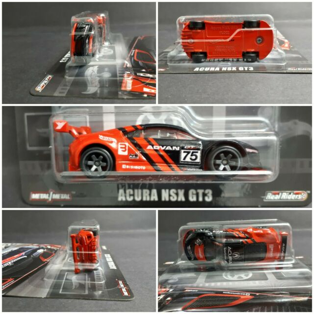 2018 Hot Wheels Premium *Project Cars 2* Acura NSX GT3 Advan Livery +1Gift🎁