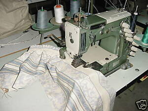Image is loading KANSAI-SPECIAL-WAISTBAND-ELASTICATING-SEWING-MACHINE -COMPLETE-WITH- d7d87ff7e16