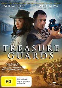 Treasure-Guards-DVD-2012-Terrific-Condition-Anna-Friel