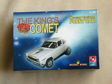 FACTORY SEALED AMT/Ertl King's Comet Mercury Cyclone Funny Car Kit #21466P-1HD