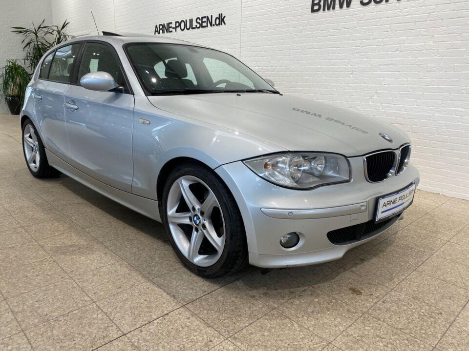 BMW 120d 2,0 Advantage,  5-dørs