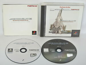 ACE-COMBAT-3-Electrosphere-the-Best-Ref-ccc-PS1-Playstation-Japan-p1
