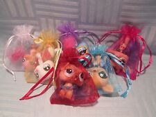 Littlest Pet Shop LPS 1 Gift Bag RANDOM Lot Bow Bead Tutu or Skirt Accessories