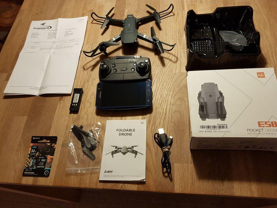 drone, e58