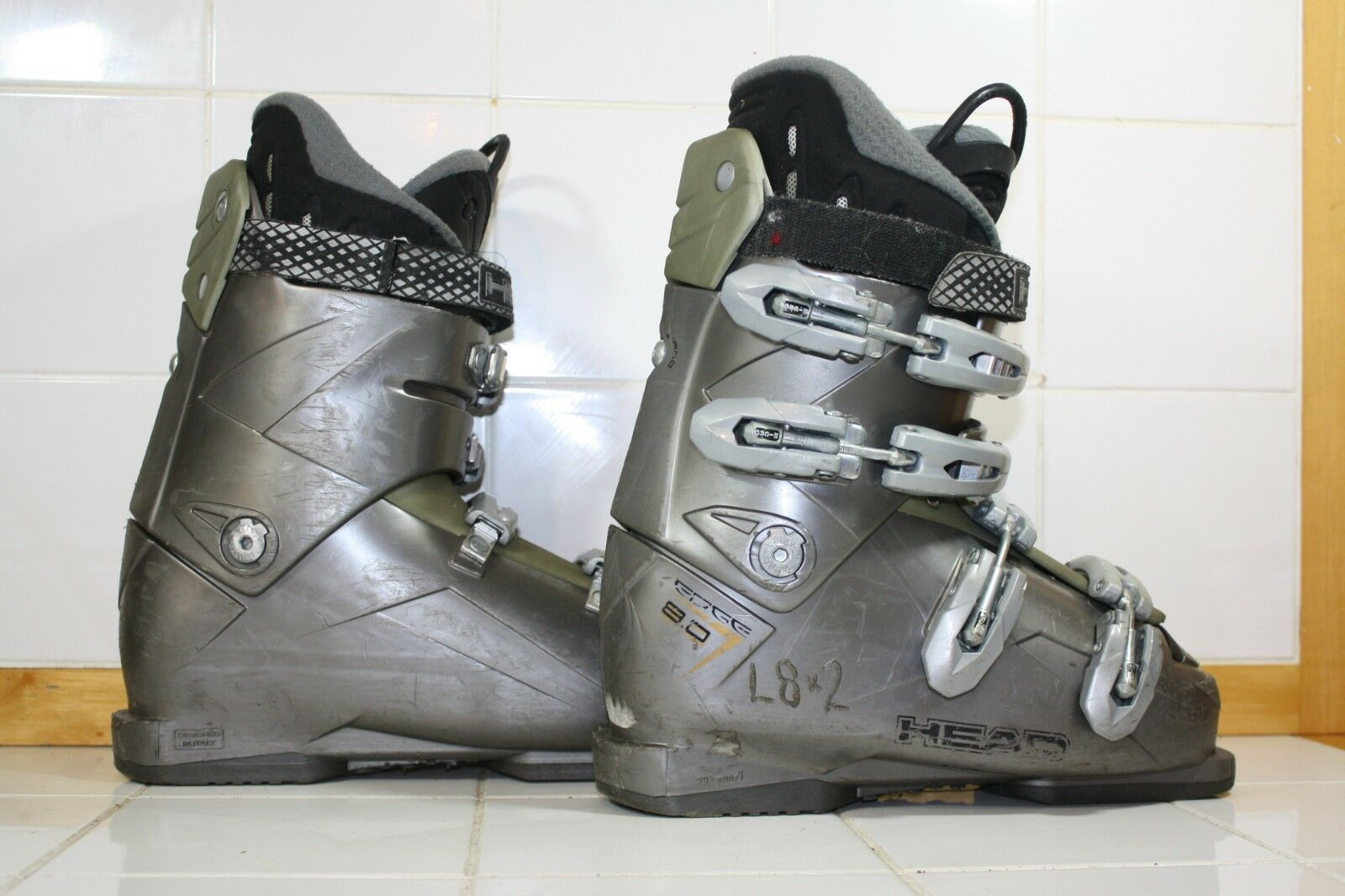 Head Edge Ski Boots -Mondo 25.5 -    Lot 1443  wholesape cheap