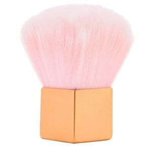 Beauty-Nail-Pink-Dust-Removal-Makeup-Brush-Cosmetic-Contour-Face-Blush-Powd-V4V8