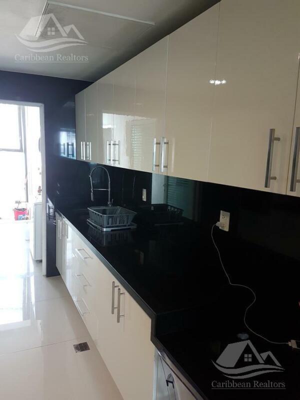 Departamento en Venta en Cancun/Zona Hotelera/Bay View Grand