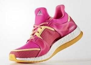 NEW WOMENS ADIDAS PURE BOOST X TR AQ1972 SNEAKERS-SHOES-RUNNING-MULTIPLE SIZES