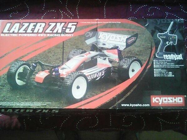 Lazer ZX-5 4WD ELECTRIC RC