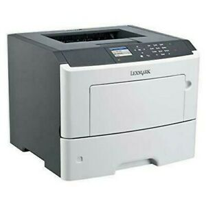 Lexmark MS610DN Mono Laser Printer 35S0432 Low page count