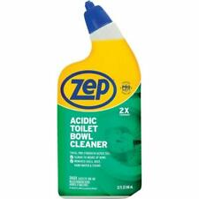 New Listingpack Of 2 Zep Acidic Toilet Bowl Cleaner Strong 32 Ounce