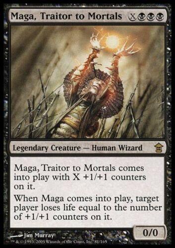 TRADITORE DEI MORTALI TRAITOR TO MORTALS Magic SOK Mint MAGA MAGA