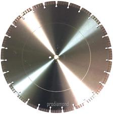 2pk 20 Laser Welded Prodiamond Blade Concretebrick Paverstone Roadway Best