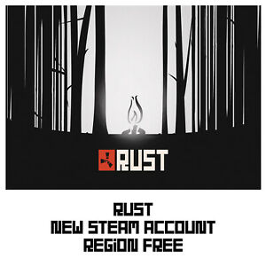RUST-Steam-Account-Global-Region