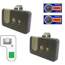 Vtg Sears Craftsman Garage Door Opener Button Remote Control Model 57h6417 For Sale Online Ebay