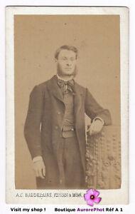 CDV-BAUDELAIRE-a-STRASBOURG-HOMME-EN-POSE-VERS-1870-A1