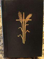 Rural Life Prayer Book Hard Cover Ribbon Markers 1955 Reprint Sure to be a Fav!