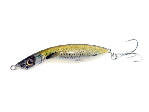 sea trout for Sea bass Sinking lure Salmo Wave asp 7cm 14g