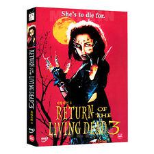 Return Of The Living Dead 3 (1993) DVD -Brian Yuzna (*New *All Region)