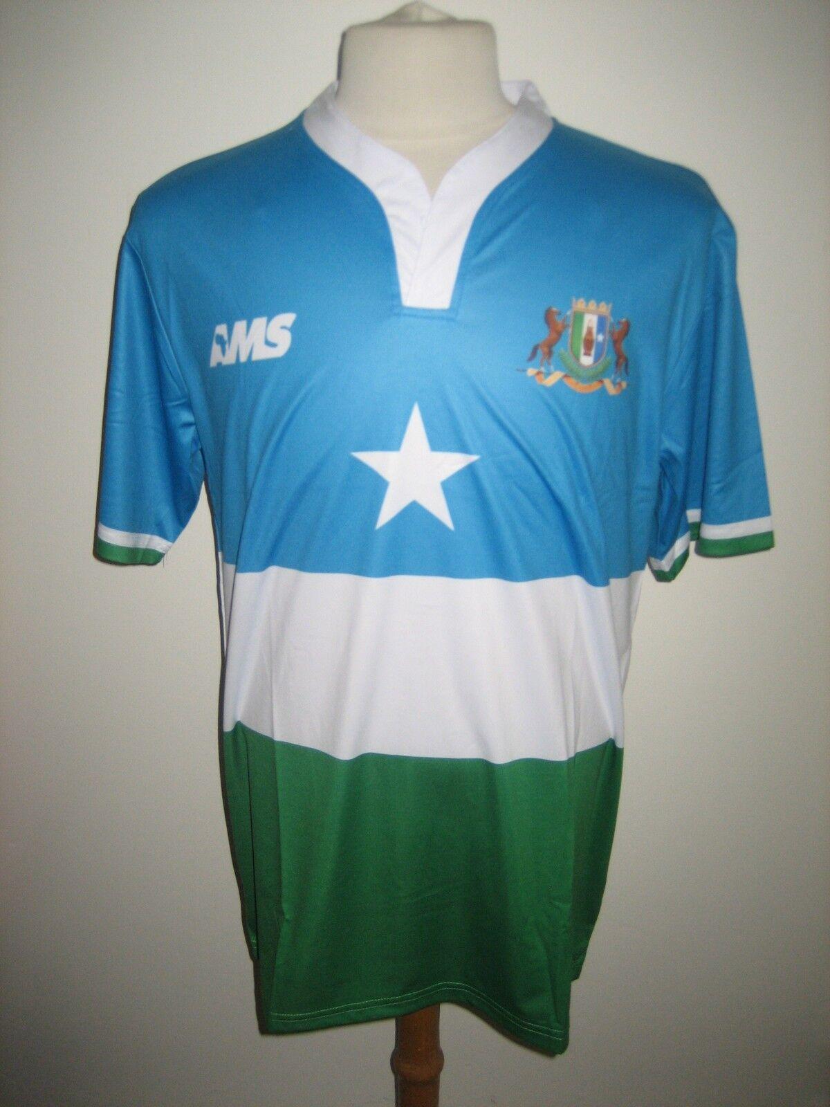 Puntland home Africa football shirt soccer jersey maillot trikot Somalia size L